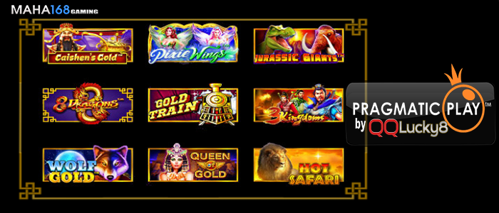 Slot Online Pragmatic Play Di QQLucky8