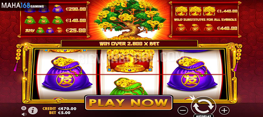 Slot Online Tree Of Riches