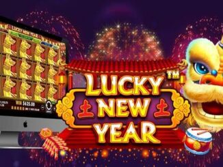 Langkah Bermain Judi Casino Slot Game Lucky New Year Online